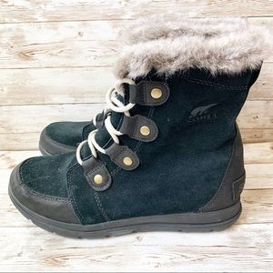 LIKE NEW Sorel Explorer Joan Boots